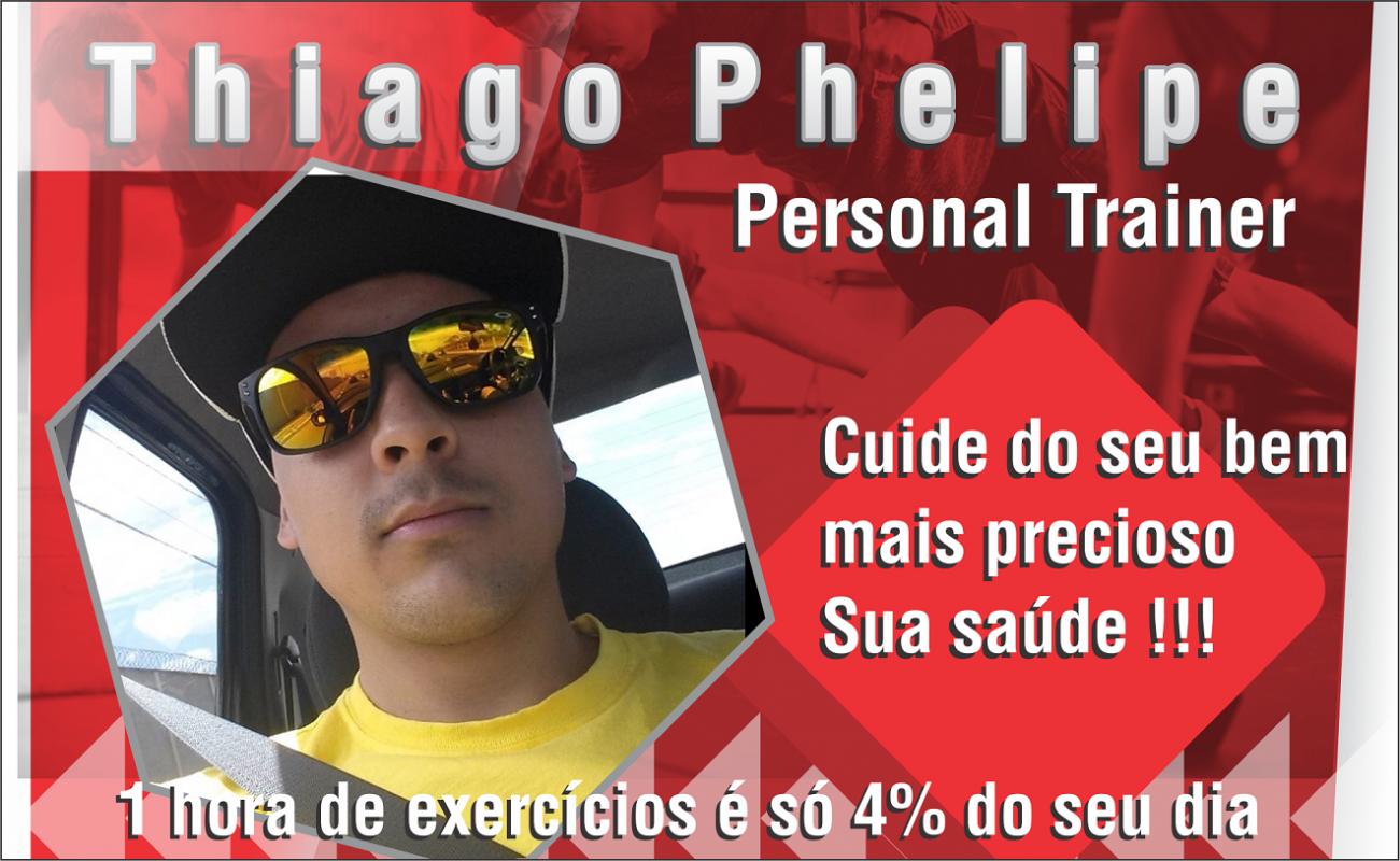 Thiago Phelipe - Personal Trainer