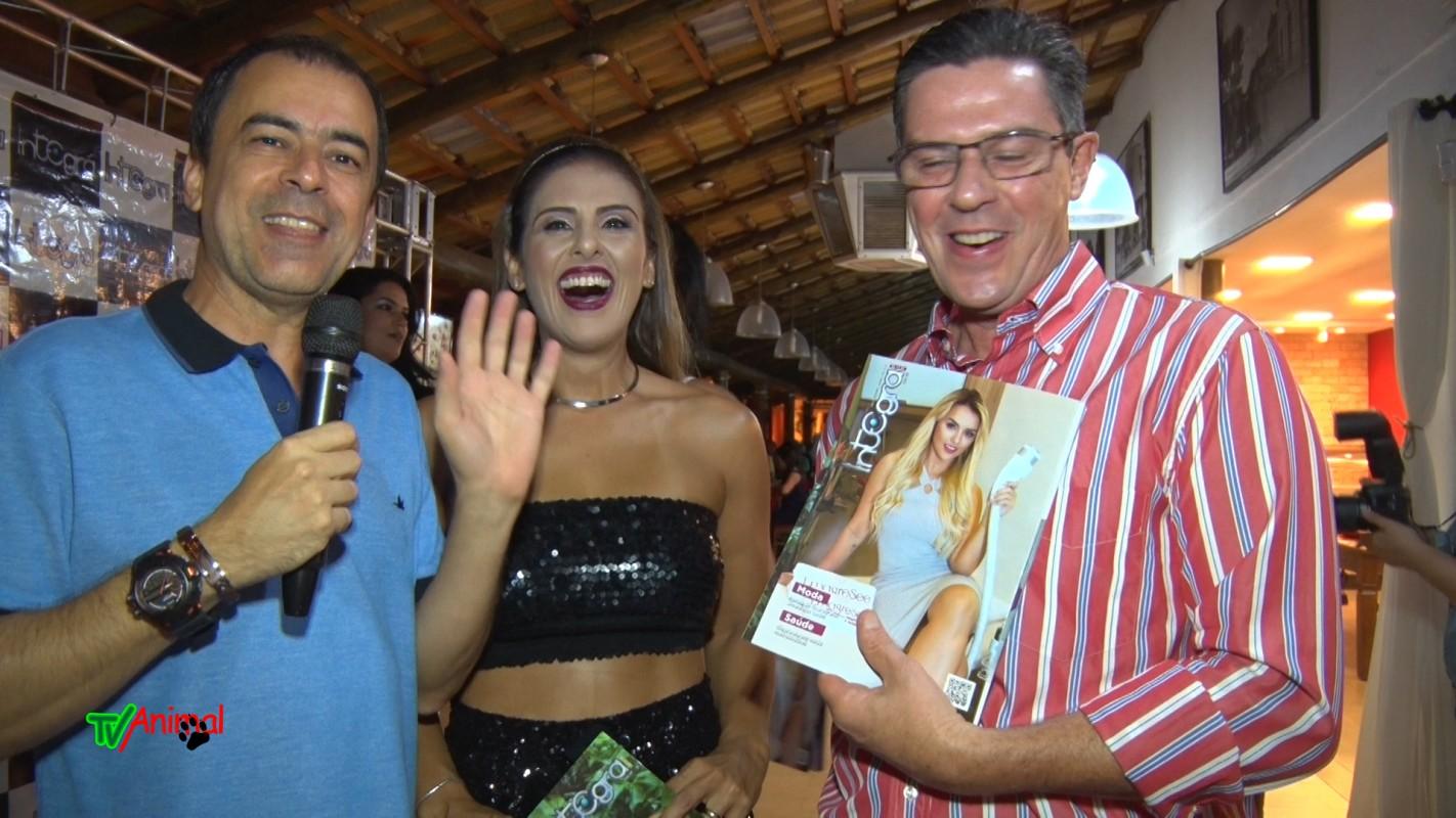 Parceria de sucesso: J Júnior e Revista In