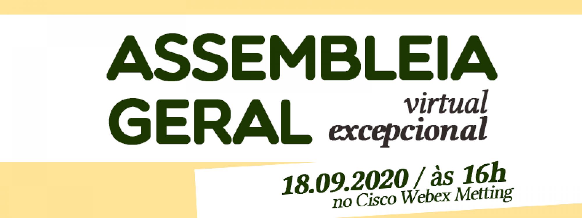 Assembleia Geral Virtual Excepcional da ADUFU 18 de set.: convocatória, instruções e link da sala