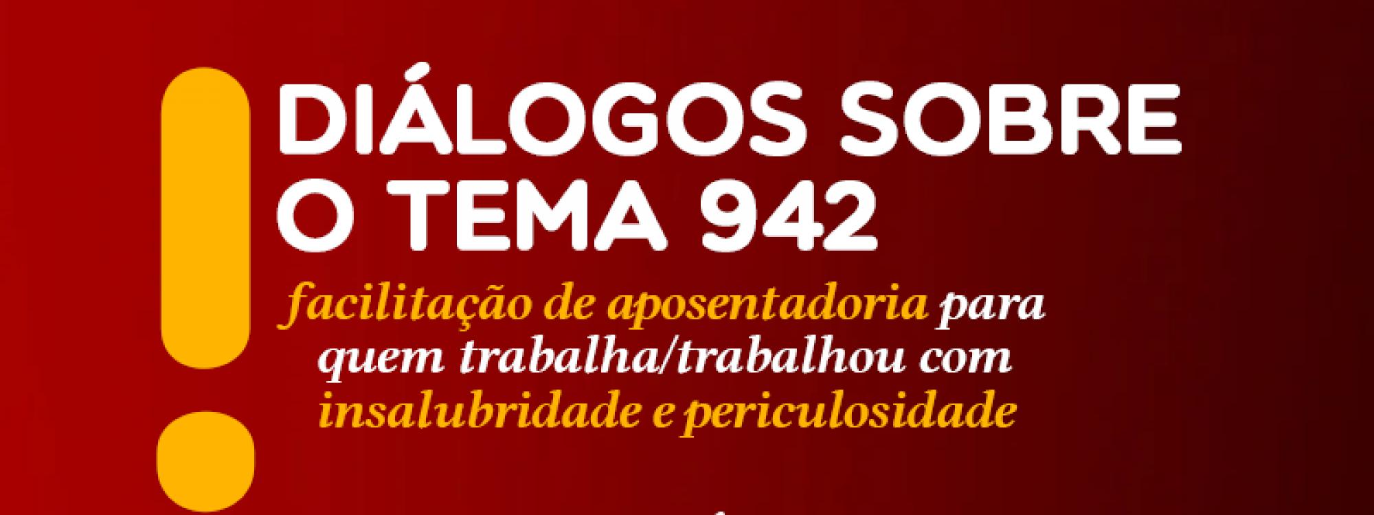 Agendamento de reuniões sobre o tema 942 com o setor jurídico da ADUFU: informe-se!