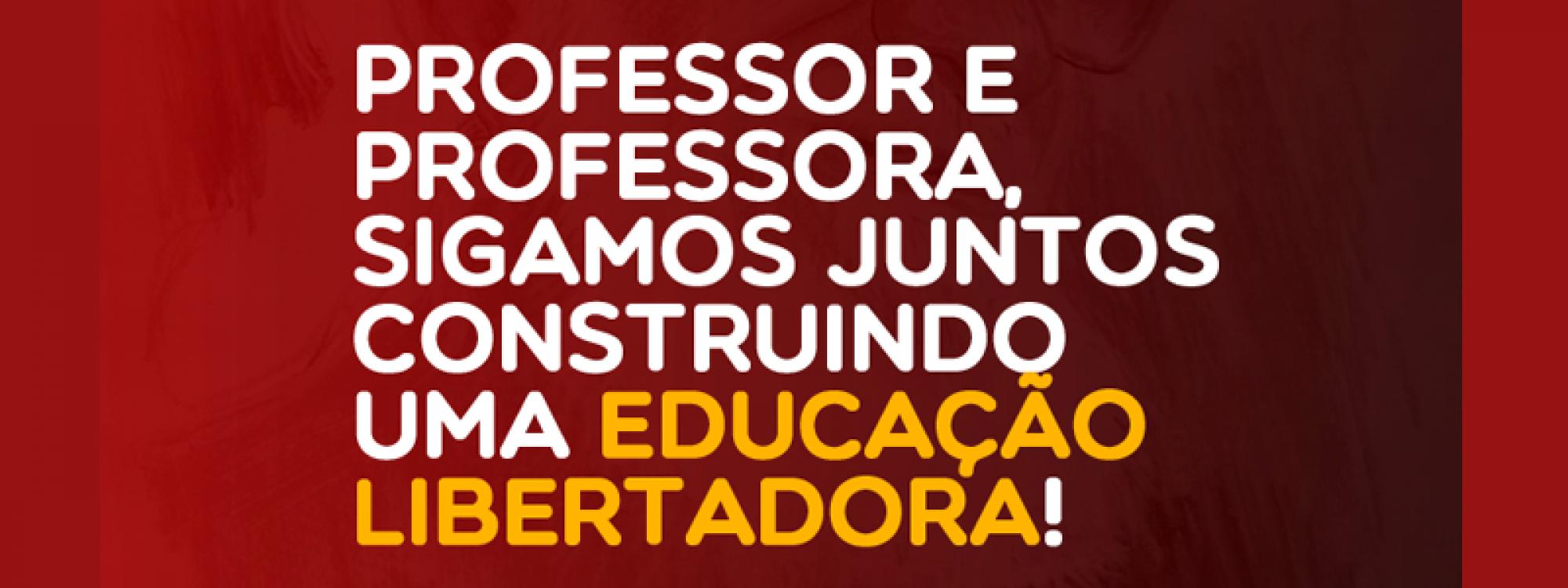 A ADUFU parabeniza e presenteia docentes filiados/as neste 15 de outubro